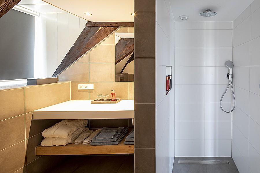 Badkamer Smirna van Bed & Breakfast Saenliefde in Wormer