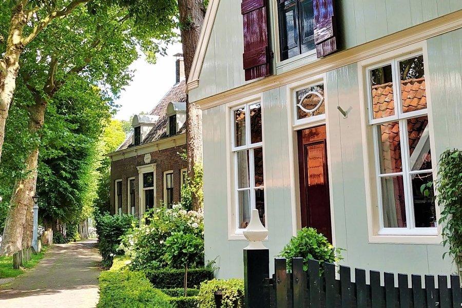 Broekerhuis Pastel
