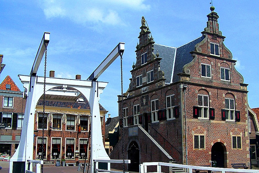Raadhuis De Rijp