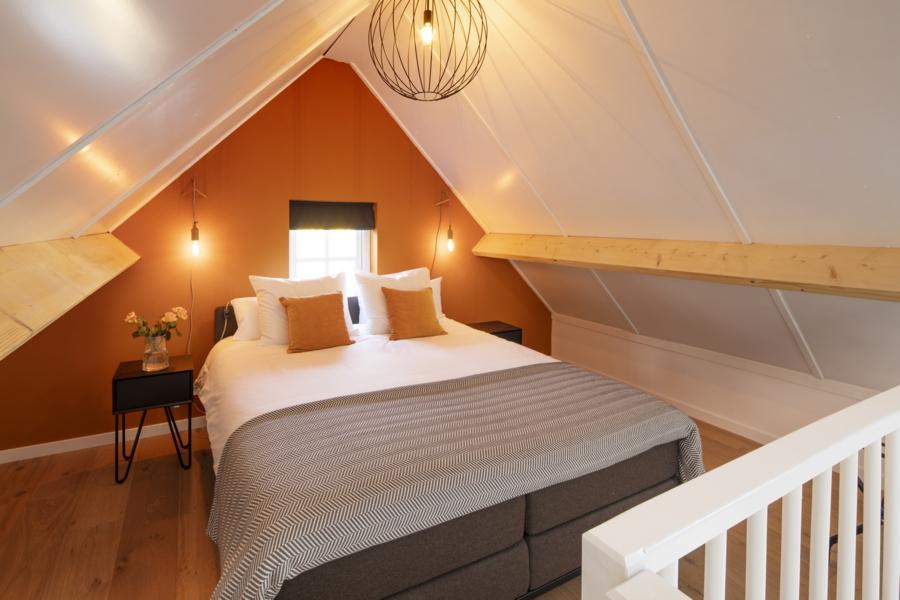 Slaapkamer van Studio Bootsman